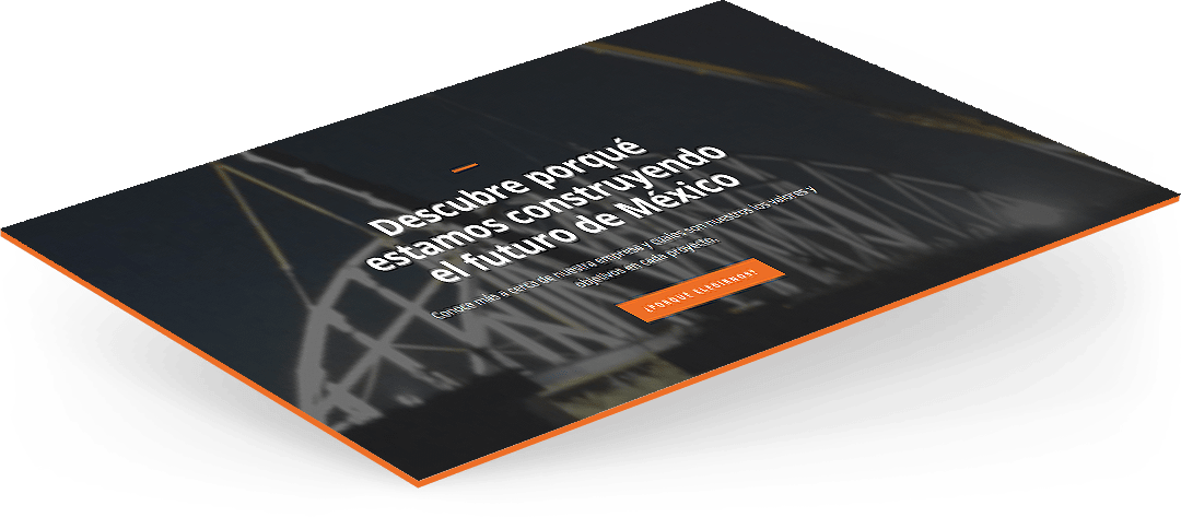Desarrolo Web Industria - Constructora - Obra Civil