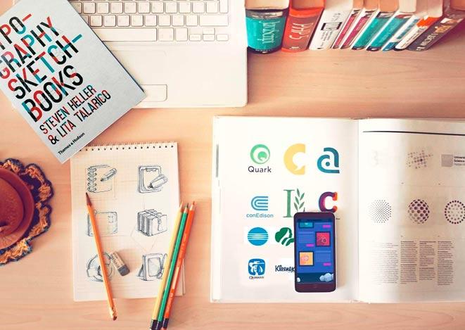 Ilustración y Diseño de icono-grafía para Web o Interfaces de Usuario UI/UX