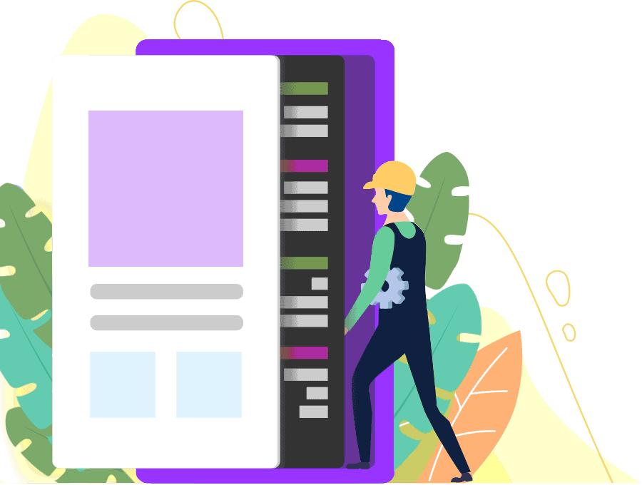 diseño y desarrollo web - diseño digital
